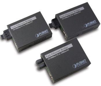 Planet FT-806A20 10/100TX-WDM converter SM Single-mode