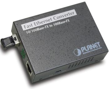 Planet FT-802S35 10/100TX-FX Converter SM SC Single-mode