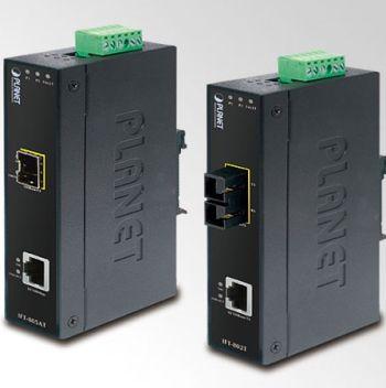 Planet IFT-805AT Industrial Media Converter SFP
