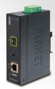Planet IGTP-805AT 1000TX-SX SFP Converter PoE