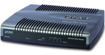 Planet FRT-405 Internet Fiber Router SFP