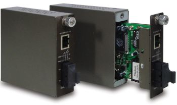 Planet FST-806B20 10/100TX-WDM converter SM