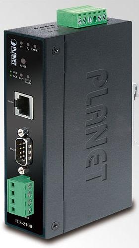 Planet ICS-2100 1x RS-232/422/485 RJ45