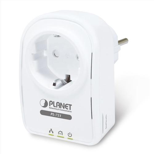 Planet PL-751 Powerline Adapter 500M HomePlug AV