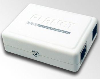 Planet POE-152 PoE IEEE802.3af Injector 10/100/100BaseT