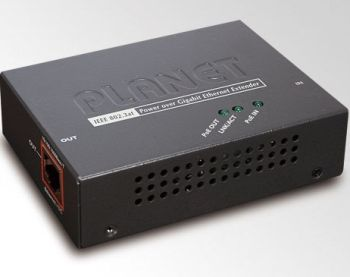 Planet POE-E201 PoE IEEE802.3at Repeater
