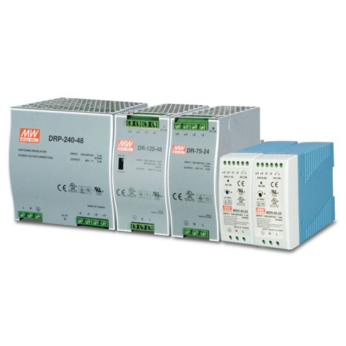 Planet PWR-240-48 Din-Rail Power Supply 48V 240W