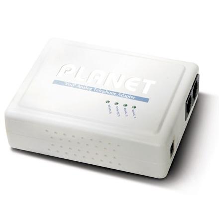 Planet VIP-157S VoIP SIP ATA 2x FXS 2x LAN VoIP-sovitin