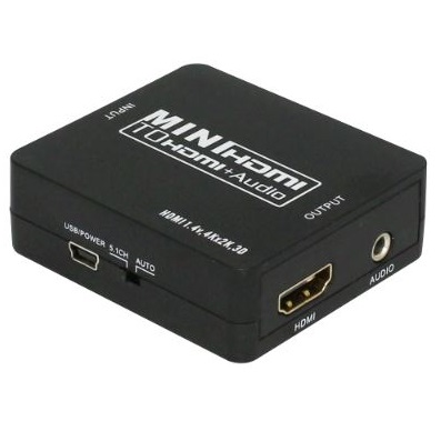 Playvision HDV-M901 HDMI 1.4 Audio Extractor 3.5mm/SPIDF