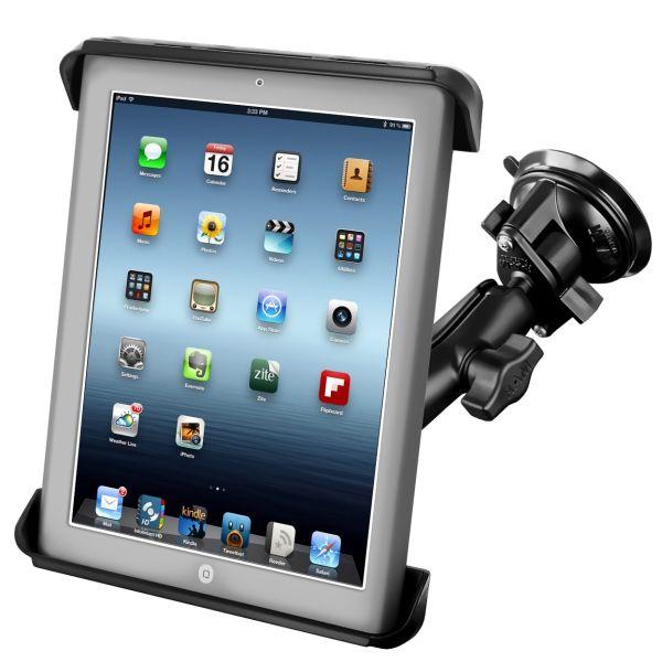 RAM Mounts RAM-B-166-TAB3U Tab-Tite Apple iPad asennusteline imukupilla