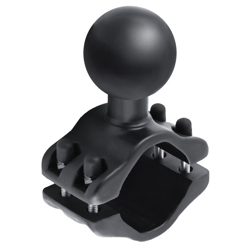 """RAM Mounts RAM-D-271U-2 Putkikiinnike 51–63,5 mm putkille, 2,25"""" pallo"""