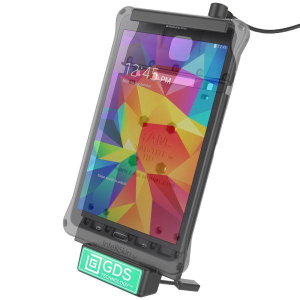 RAM Mounts RAM-GDS-DOCK- V2-SAM12-AUD1U GDS ajoneuvotelakka Samsung Galaxy Tab 4