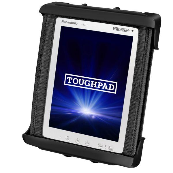 RAM Mounts RAM-HOL-TAB9U Tab-Tite pidike Panasonic Toughpad FZ-A1 suojakuori