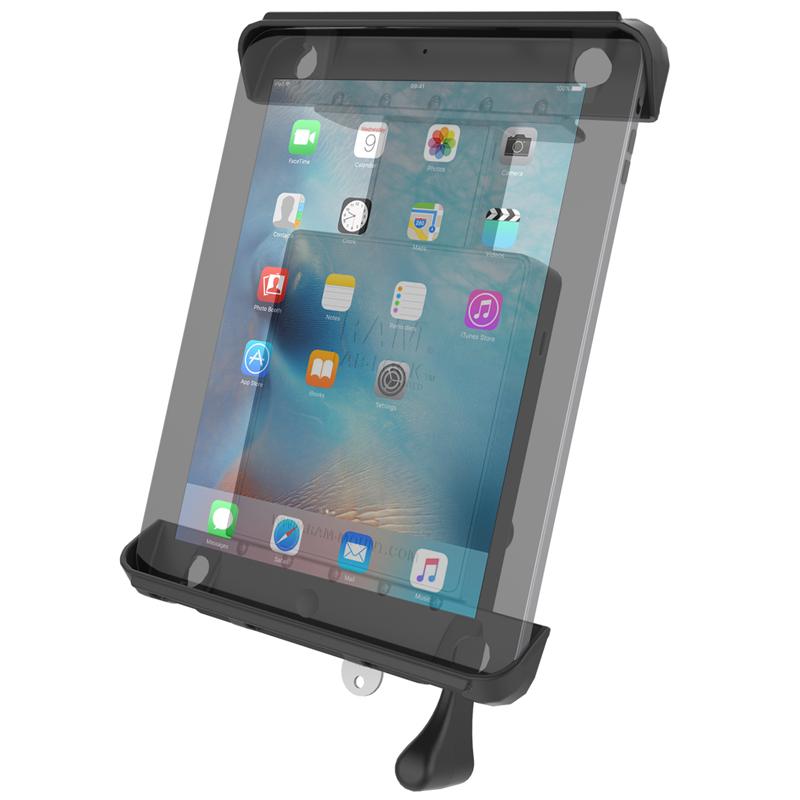 RAM Mounts RAM-HOL-TABL3U TAB-Lock lukittava pidike Apple iPad 1-4