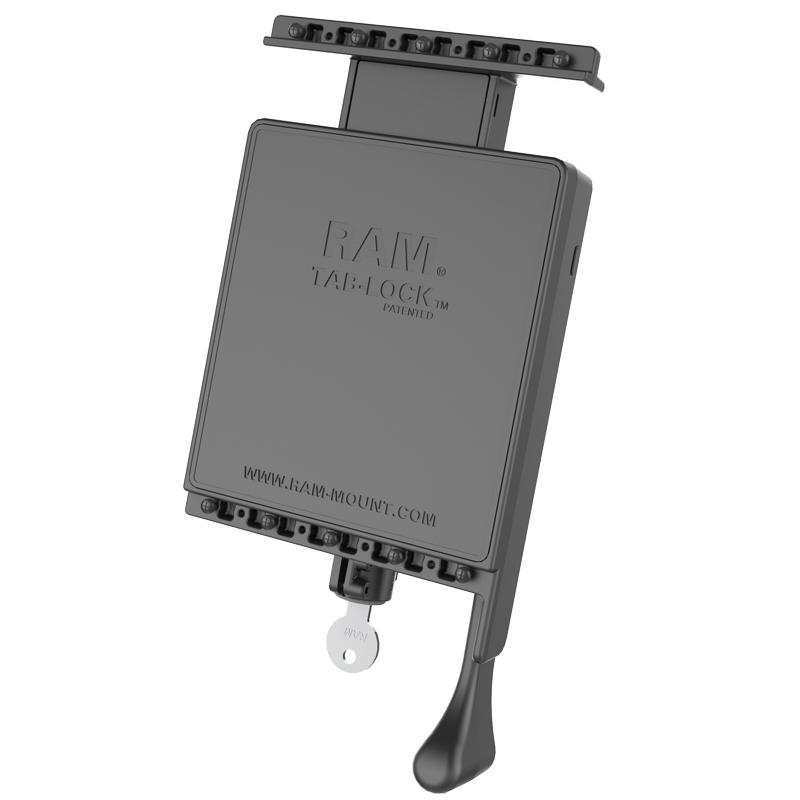 RAM Mounts RAM-HOL-TABLBU RAM Tab-Lock lukittava taustalevy