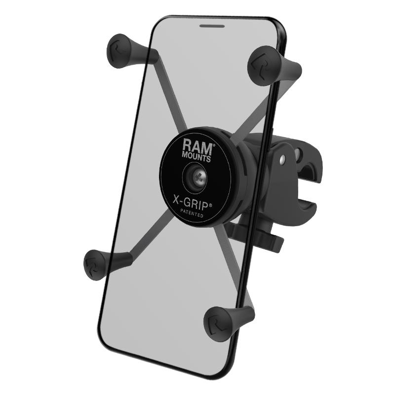 """RAM Mounts RAM-HOL-UN10-400-1U Matala RAM X-Grip sarja isoille puhelimille 1"""""""