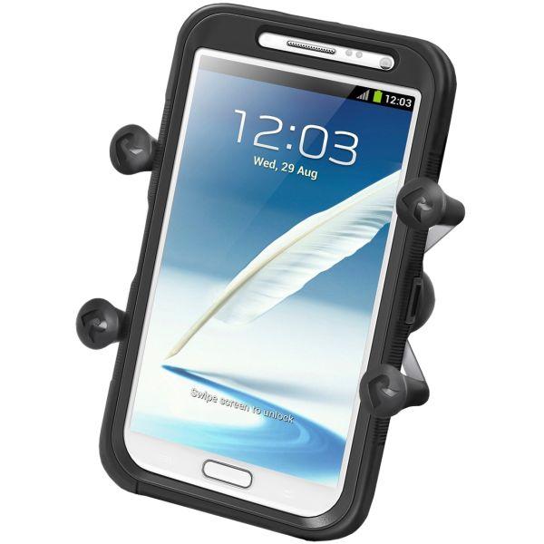 "RAM Mounts RAM-HOL-UN10BU X-Grip IV Large Phones 1"" pallo"