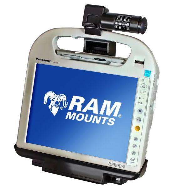 RAM Mounts RAM-HOL-PAN5U RAM Pidike Panasonic Toughbook H2, H1 Field & H1 Health