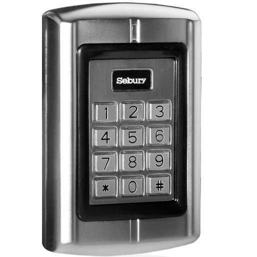 Sebury BC-2000 Metal Standalone Access Control
