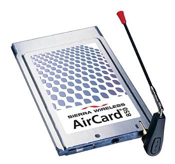 Sierra Wireless AirCard 850 3G/HSDPA 1.8M PCMCIA