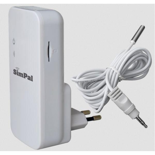 SimPal T2 GSM-lämpötilavahti