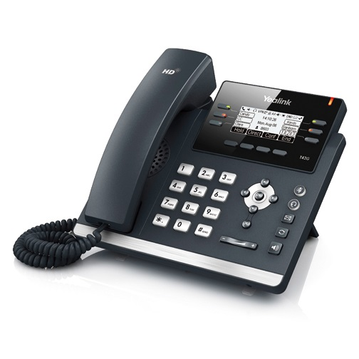 Yealink SIP-T42G Ultra elegant Gigabit IP Puhelin