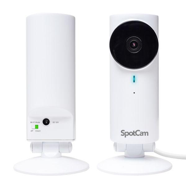 SpotCam HD pilvipalvelukamera