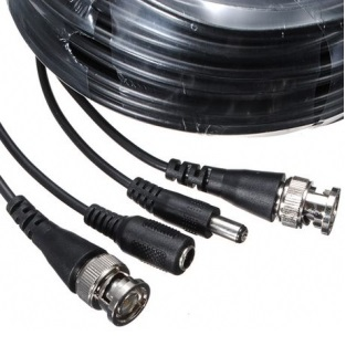 SecTec ST-VC30 BNC video+power cable 30m