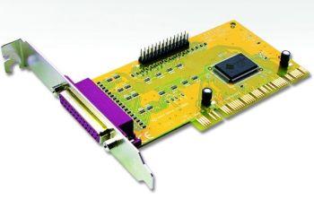 Sunix 4018A, 2x Parallel PCI