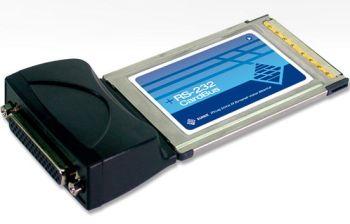 Sunix CBS2009, 2x RS-232 CardBus
