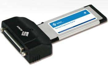 Sunix ECS2400, 2x RS-232 ExpressCard/34