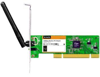 Tenda W311P WLAN N-lite 150M Adapter PCI