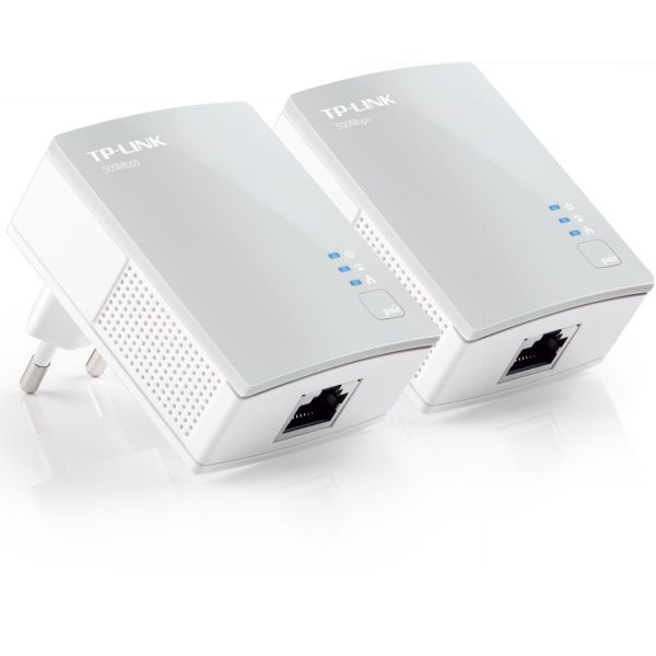 TP-Link TL-PA4010KIT AV 500 Nano Powerline Adapter Starter Kit