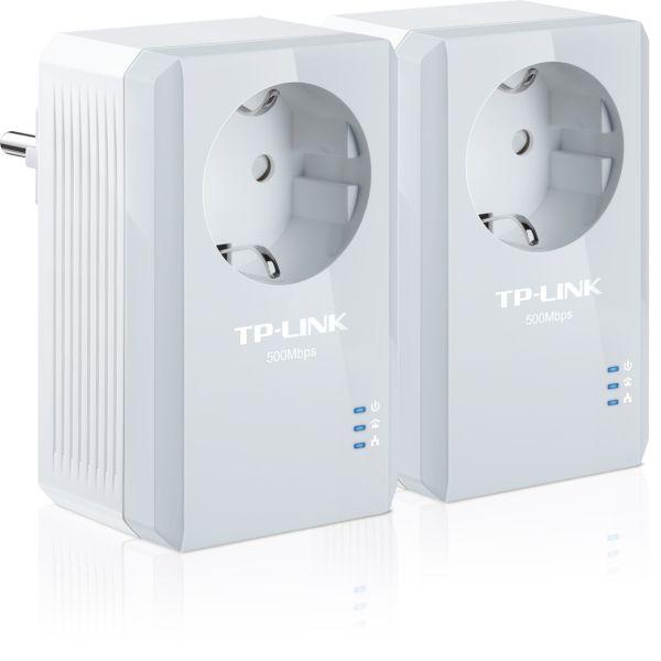 TP-Link TL-PA4010PKIT AV 500Mbps Datasähkösovitinpari