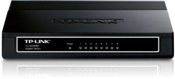 TP-Link TL-SG1008D 8x10/100/1000 Gigabit Ethernet kytkin
