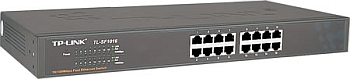 TP-Link TL-SF1016 16x10/100 Fast Ethernet  19""