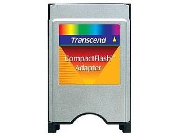 Trancend TS0MCF2PC CF-Kortinlukija PCMCIA korttipaikkaan.