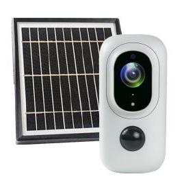 Tseeu TS-SP-3W on 3W aurinkopaneli TS-SK4G kameralle.