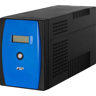 FSP EP2K UPS, 2000VA, 1200W