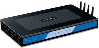 Yeastar MyPBX Standard IP-Puhelinvaihde järjestelmä