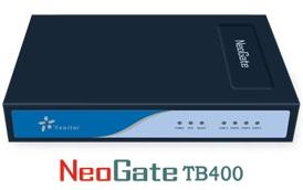 Yeastar NeoGate TB400 2x BRI