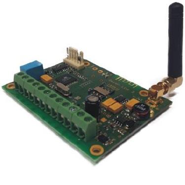 Zadacom Gecon 7 GSM Robot/Caller 7x Input, 1x Relay Output