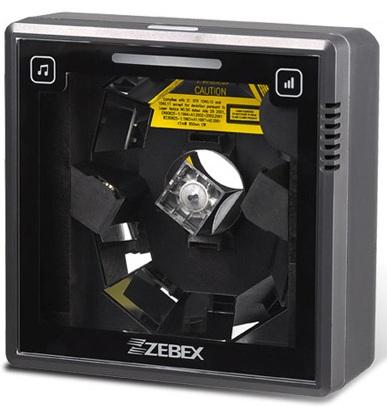 Zebex Z-6182-R In-Counter Omni-Laser RS-232